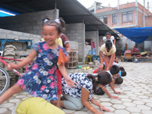 Leap Frog Project 2015 in Nepal